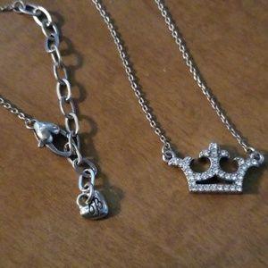 Brighton Crown Necklace Retired